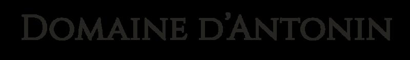Branding Antonin Domaine