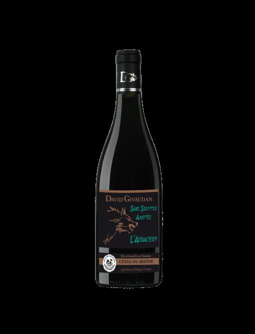 Domaine Givandan Audacieux Vin